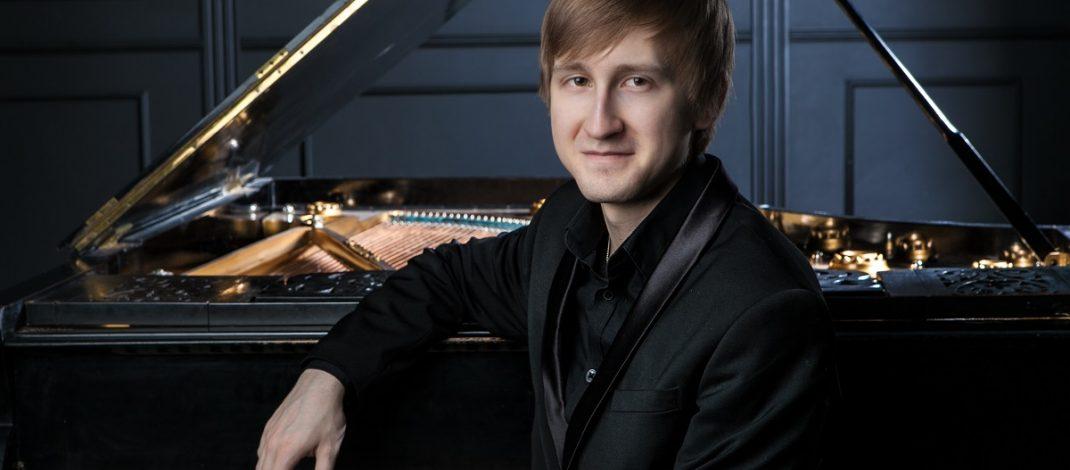 Хуманитарен концерт со пијанистот Дмитри Маслеев