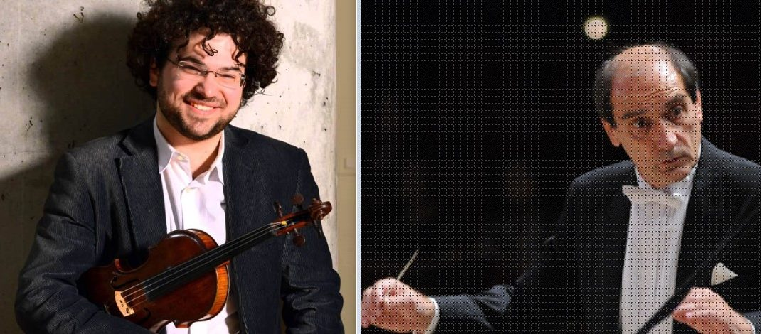 """""""Бетовен:Редефиниција"""" со виолинистот Јонијан Илијас Кадеша"""
